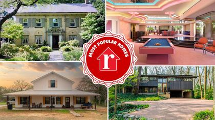 The '80s Called and They Love This Mansion—It's Our Most Popular Home This Week