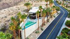Boat House in Palm Springs Ready to Set Sail With a New Owner