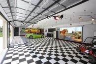 This Texas-Size Garage Has to Be Seen to Be Believed
