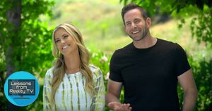 Tarek and Christina Take a Scary Risk Together on 'Flip or Flop'