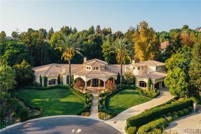 Estate of rocker Nikki Sixx in Westlake Village, CA