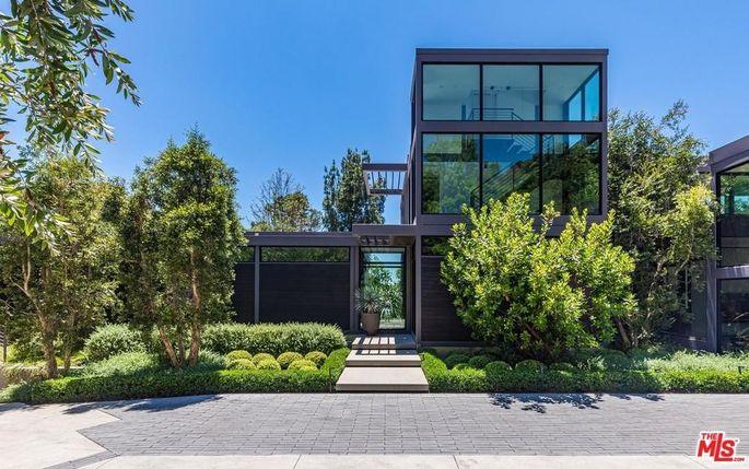 Will Arnett's home in Beverly Hills