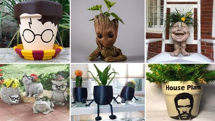 Pot Humor: 12 Hilarious Planters to Perk Up Your Home