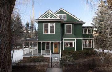 Jack Nicholson's Historic Victorian Home In Aspen For Sale At $15 Million (PHOTOS)