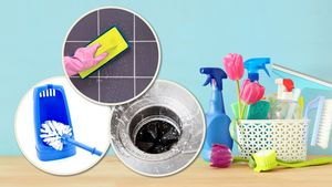 7 Spots in Your Home We'll Bet You Forget to Clean This Spring