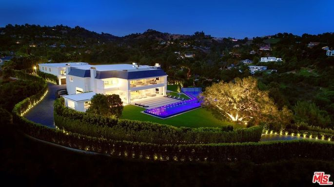 Most expensive listing in Beverly Hills