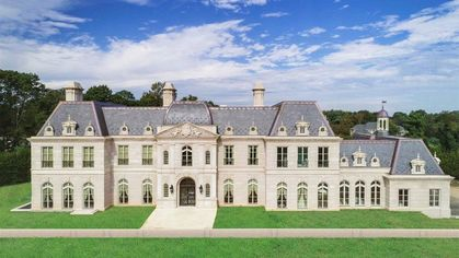 $60M Versailles-Inspired Chateau on Long Island Is This Week's Priciest Property