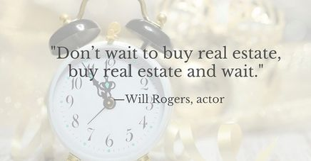 Best Real Estate Quotes of All Time
