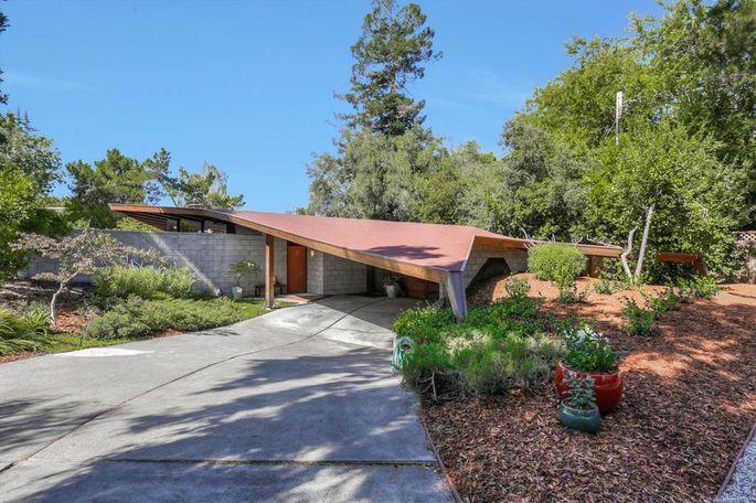 Midcentury modern in Palo Alto