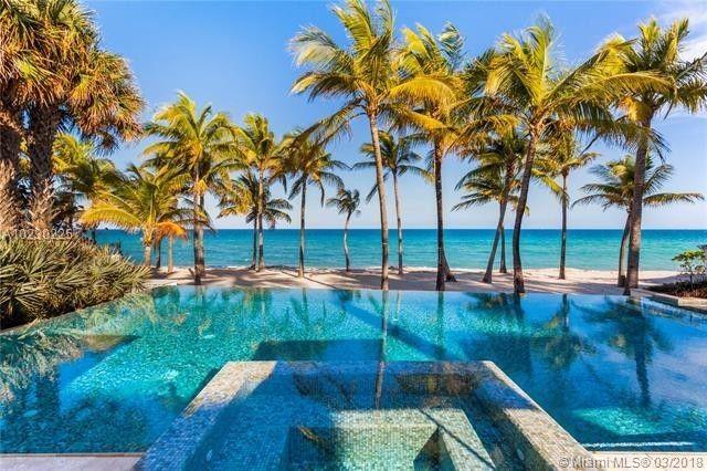 Hilfigers' home in Golden Beach, FL