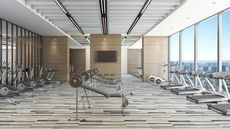 Renters Love the Gym—but Only in Theory
