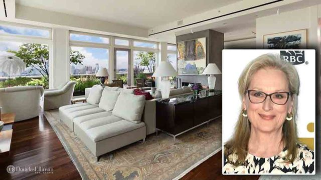 Meryl Streep Reportedly Sells Her Posh NYC Penthouse for $15.8M | realtor.com®