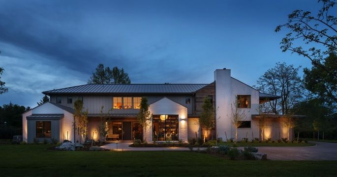The homeowners spent $1.5 million on this whole-house renovation in Colorado.
