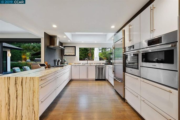 """The new kitchen is a """"luxurious chef's playground."""""""