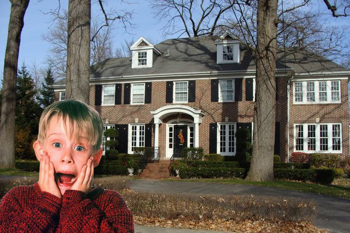 """The Chicago-area home from """"Home Alone"""""""