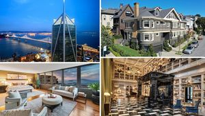 With Tech IPOs Looming, Here Are 7 Sumptuous San Francisco Homes
