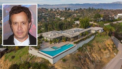 The Price on Pauly Shore's Hollywood Hills Home Is Nothing to Laugh About