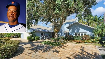 Moises Alou Selling $2M Waterfront Home in Fort Lauderdale