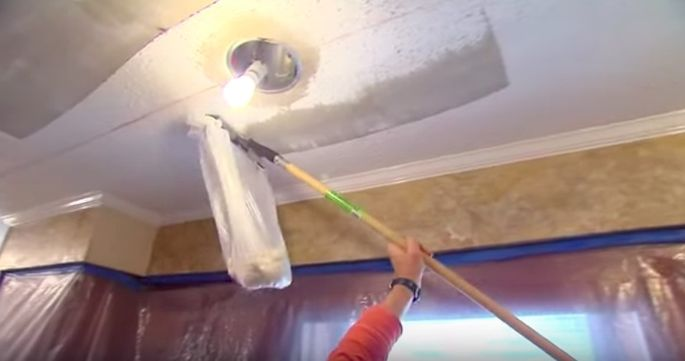 how to remove popcorn ceiling: the tools you need, steps to take ...