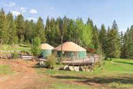 For Sale: Five Yurts for Yurtin' Around In