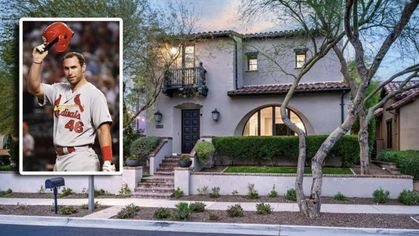 Cardinals First Baseman Paul Goldschmidt Sells Scottsdale Mansion for $2.54M