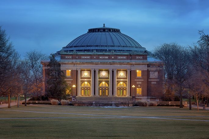 University of Illinois inUrbana-Champaign, IL
