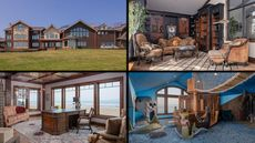 Alaska's Most Expensive Home Is a Massive $9M 'Peter Pan'-Themed Mansion