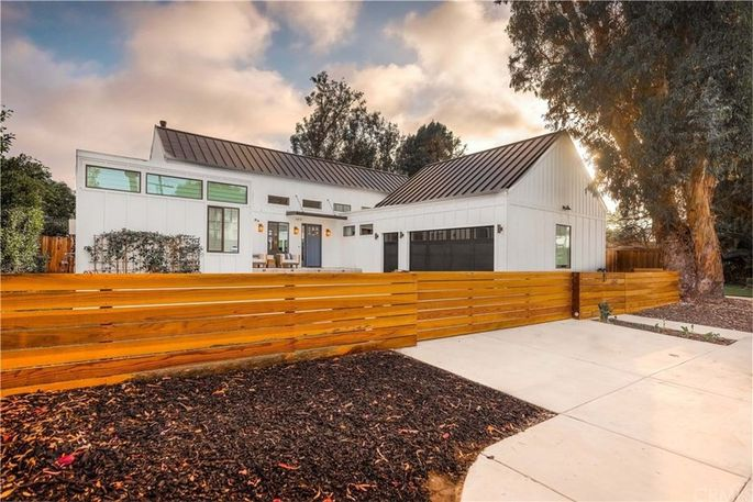 Tarek El Moussa's home in Costa Mesa, CA