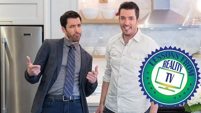 Prop Bros Treasure Wall Hgtv In Property Brothers