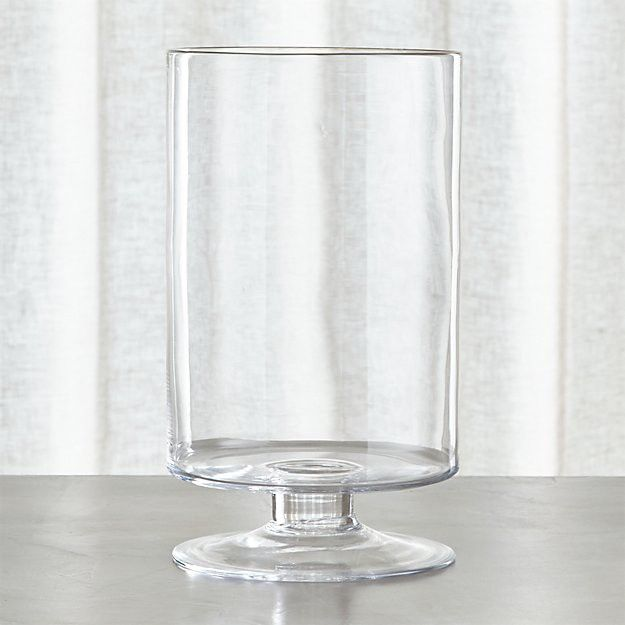 Elegant glass containers hold way more than candles.