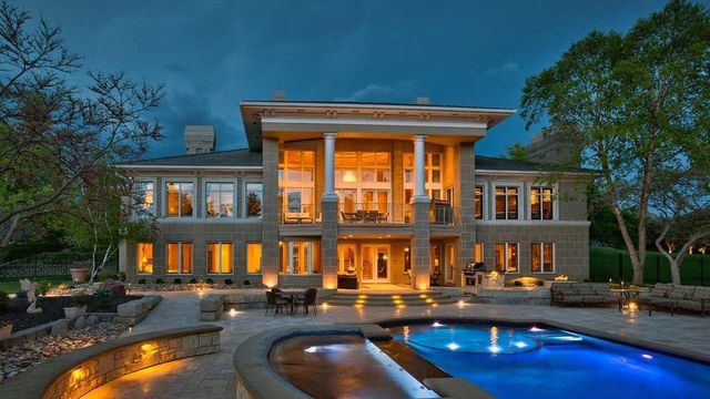 Listed for $3.9M, Nebraska's Most Expensive Home Is an Oasis in Omaha | realtor.com®