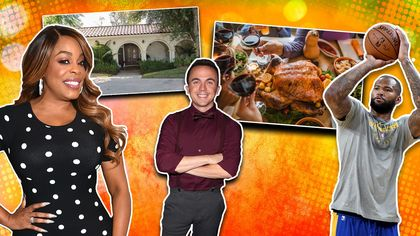 'House Party': When Do You Eat on Thanksgiving? Plus, Bugs in Spices and Frank Muniz's Cat-astrophe