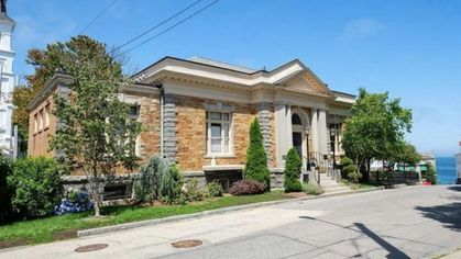 Check This Out: Former Library Converted Into a Four-Bedroom Home