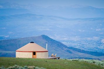 How to Finance a Unique Home—Yurts, Log Cabins, Earthships, and More!