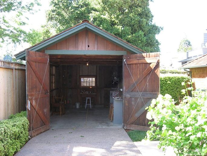 The Silicon Valley garage where Hewlett-Packard was born