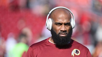DeAngelo Hall's Former Virginia Vacation Home Now a Foreclosure Bargain