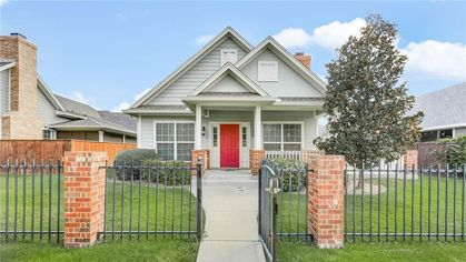 This Waco Home Was Built by Chip and Joanna Gaines, but It's No Fixer-Upper