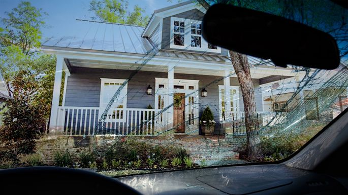 fixer upper gone bad chip and jo designed home is hit by a car