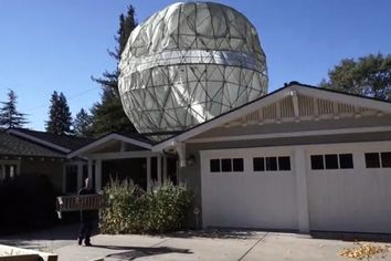 Exclusive Video: The Inside Scoop On The Suburban Death Star