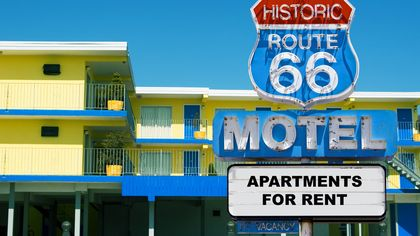Check-In Time: Rundown Motels Are Becoming Cool Condos, Affordable Apartments