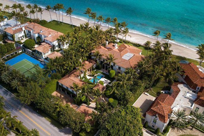 Bon Jovi's new Palm Beach spread