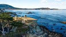 Rare Oceanfront Abode in Carmel Is on Sale for the First Time in 40 Years