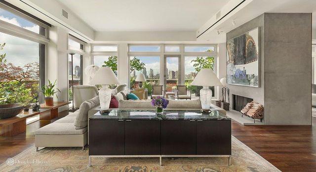 Meryl Streep's penthouse