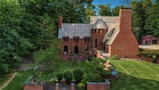 Historic Castle With Old-World Charm Is Just as Ideal for New-World Living
