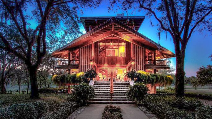 Fall In Love With Los Molinos An Organic Design In Jacksonville Realtor Com
