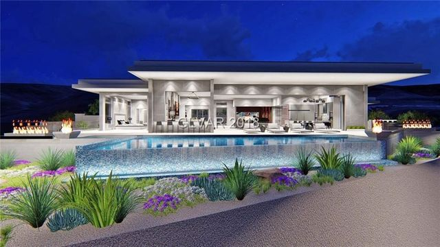 Henderson, NV modern house