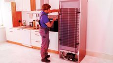 Noisy Refrigerator? What Those Sounds Mean (and When to Call a Pro)