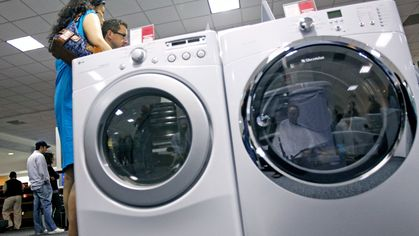 High-Efficiency Washer and Dryer: How Much Will You Save?