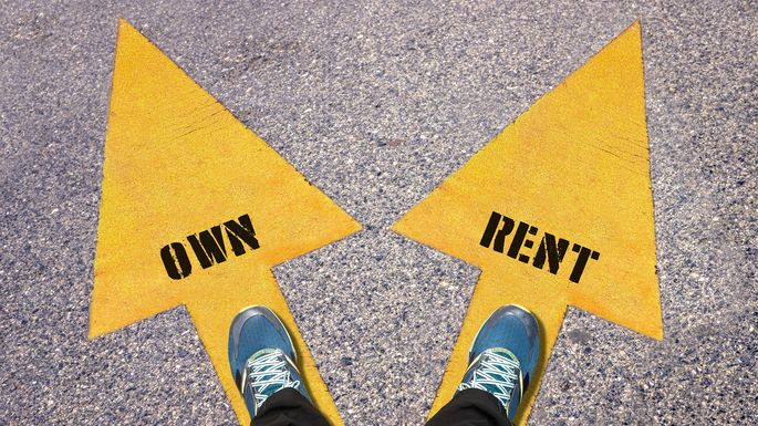 own-rent