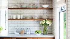 Open Shelving in the Kitchen: Pros and Cons